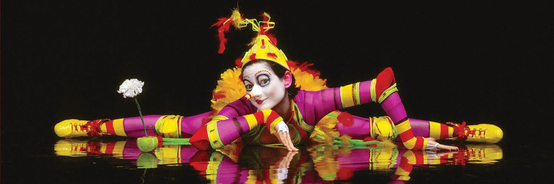 La Nouba Cirque Du Soleil Orlando Floridatix