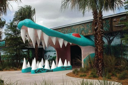 Gatorland Tickets