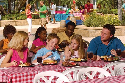 SeaWorld All-Day Dining Deal