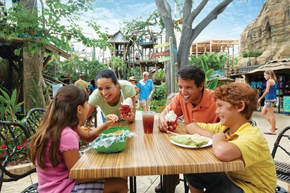 Busch Gardens All-Day Dining Deal
