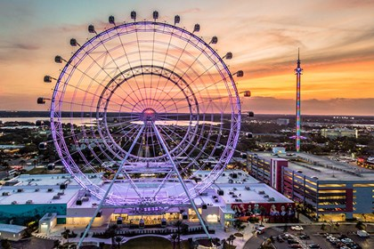 The Wheel at ICON Park (formerly Orlando Eye)