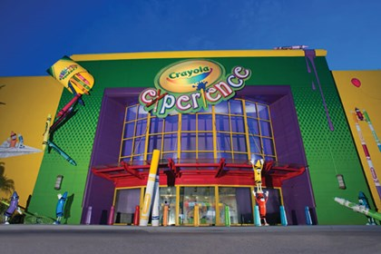 The Crayola Experience Tickets