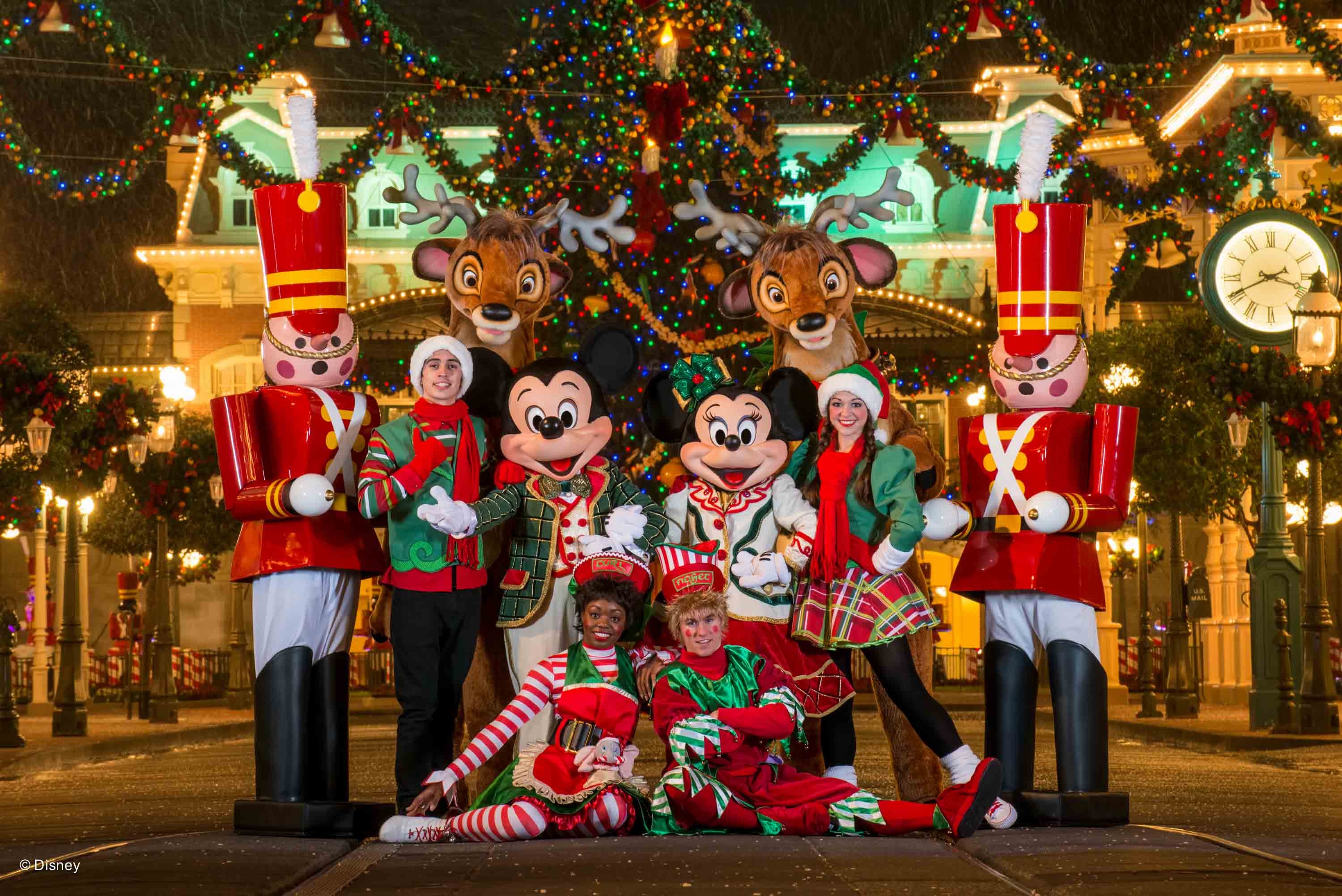 Disney Christmas Party.Mickey S Very Merry Christmas Party