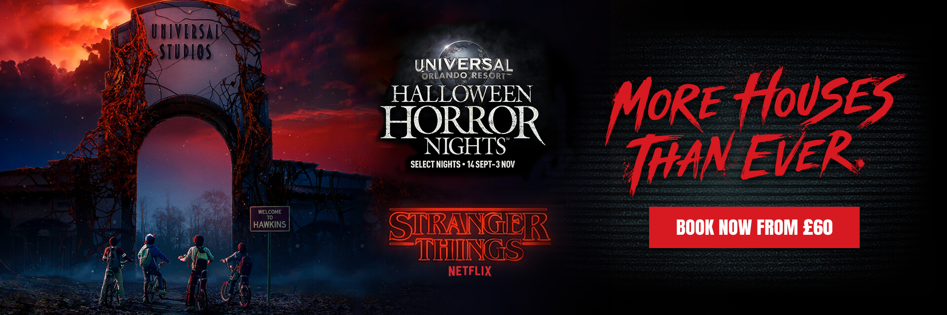 Halloween Horror Nights 2018 at Universal Orlando Resort