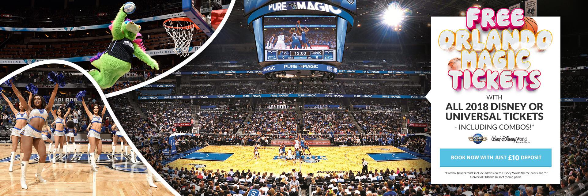 Free Orlando Magic Tickets