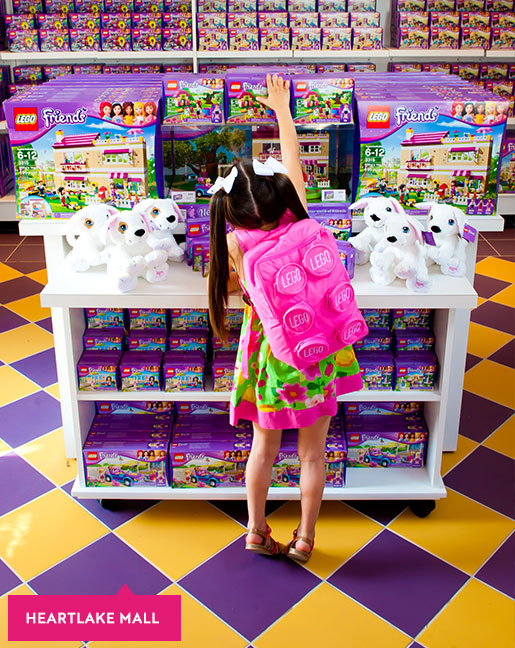 Lego play at Legoland Florida