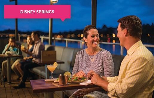 Dining at Disney Springs