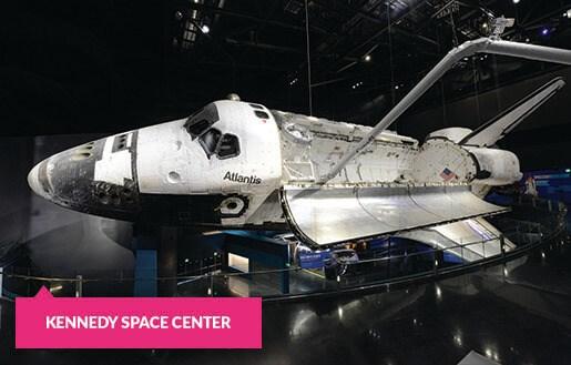 Shuttle Atlantis at Kennedy Space Center
