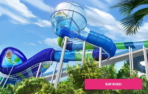 Ray Rush at Aquatica