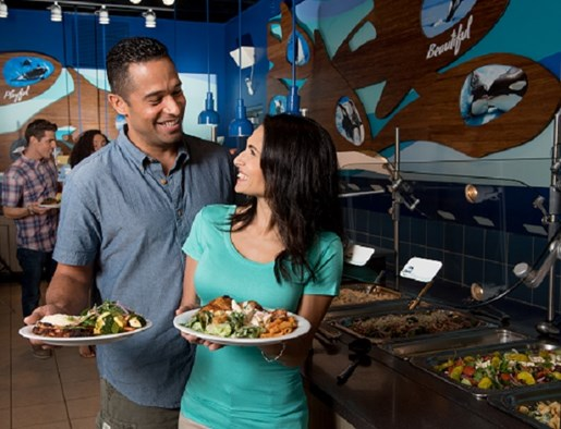 Dine with Shamu family experience