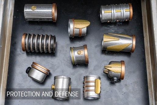 Protection and Defense style