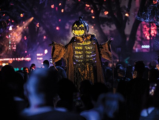 Halloween Horror Nights at Universal Orlando