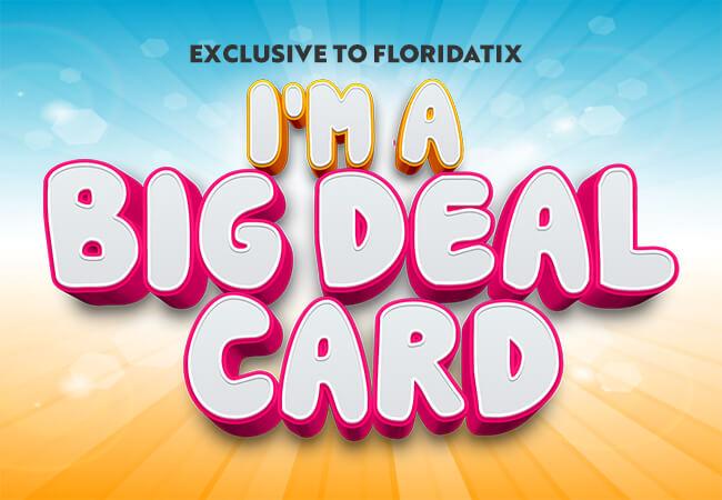 FREE Florida Big Deal Card