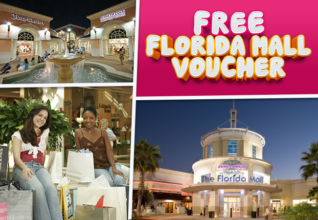 Free florida mall voucher